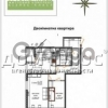 Продается квартира 2-ком 61 м² Клавдиевская
