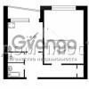 Продается квартира 1-ком 34 м² Наумова Генерала