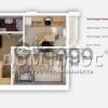 Продается квартира 1-ком 59 м² Драгомирова Михаила
