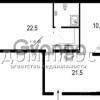 Продается квартира 3-ком 60 м² Героев Обороны