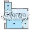 Продается квартира 1-ком 46 м² Заречная