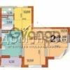Продается квартира 2-ком 60 м² Гмыри Бориса