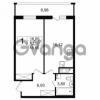 Продается квартира 1-ком 42.5 м² проспект Космонавтов 102, метро Звездная