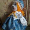2-е куклы ручной работы