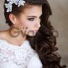 Волосы для свадебной прически
