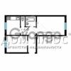 Продается квартира 2-ком 54 м² Бастионная