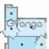 Продается квартира 1-ком 46 м² ул. Заречная, 1, метро Славутич