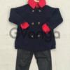 Модный наряд для девочки: Кадиган, Рубашка, Легинсы