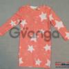 Модное Платье-туника со звездами для девочки