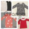 Платье-туника леопард для девочки