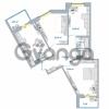 Продается квартира 3-ком 92.12 м² Европейский проспект 14, метро Улица Дыбенко