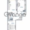 Продается квартира 2-ком 64.45 м² Европейский проспект 14, метро Улица Дыбенко