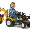 Трактор Педальный с Прицепом и двумя Ковшами Falk  2052CN RANCH TRAC