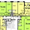 Продается квартира 2-ком 71 м² Ситникова,д.8