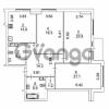 Продается квартира 3-ком 109.6 м² Евгения Коновальца ул., д. 36Е