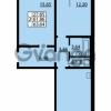Продается квартира 2-ком 61.86 м² улица Дыбенко 6, метро Улица Дыбенко
