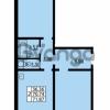 Продается квартира 2-ком 70.74 м² улица Дыбенко 6, метро Улица Дыбенко
