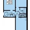 Продается квартира 2-ком 62.76 м² улица Дыбенко 6, метро Улица Дыбенко