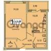 Продается квартира 1-ком 43 м² Маршала Жукова, 8