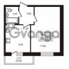 Продается квартира 1-ком 33.45 м² проспект Авиаторов Балтики 3