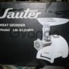 Мясорубка Sauter LW-6128WH