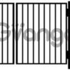 Продаем садовые ворота и калитки от производителя