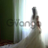 Весільна сукня зі шлейфом