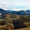 Предлагаю 2 дома и участок 800 соток с чудесным видом на Черногорский хребет