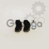 Тормозные колодки на Mercedes 1223, Atego ,MAN TGL, MAN M 2000 Ø19,5;