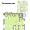 Продается квартира 1-ком 30 м² Фруктовая,д.61