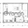 Продается квартира 1-ком 40 м² Несвкого