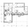 Продается квартира 1-ком 40 м² Невского