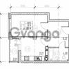Продается квартира 1-ком 36 м² Невского