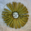 Продам щетки зачистные дисковые ,,,  ф 200мм , внутренний ф50мм ,,, из троса ,
