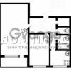 Продается квартира 2-ком 46 м² Наумова Генерала