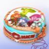 Фиксики детские торты на заказ киев