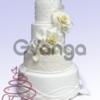 Свадебные торты на заказ Киев