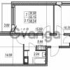 Продается квартира 2-ком 56 м² Кудрово, Строителей пр-кт