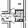 Продается квартира 1-ком 38 м² Центральная ул