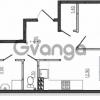 Продается квартира 2-ком 51 м² Всеволожский р-он, п. Щеглово, Центральная ул