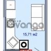 Продается квартира 1-ком 21 м² Лаврики ш 3