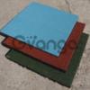Плитка из резиновой крошки