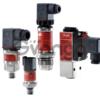 реле, датчики давления и температуры, эл.магн. клапаны Danfoss