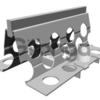 Направляющие рельс-формы В16 для устройства бетонных полов
