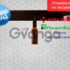 Тачскрин touch сенсор SM-T116 GALAXY TAB 3 LITE 7.0 LTE 3G белый