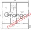 Дом из профилрованного бруса - 128м2