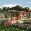Дом из профилированного бруса - 81м2