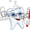 Зубная паста с отбеливающим эффектом