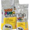 Затирка для плитки WIM FUGA, цементная, 2 кг, цветная, Польша
