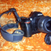 Продам цифровую фотокамеру Nikon D-70